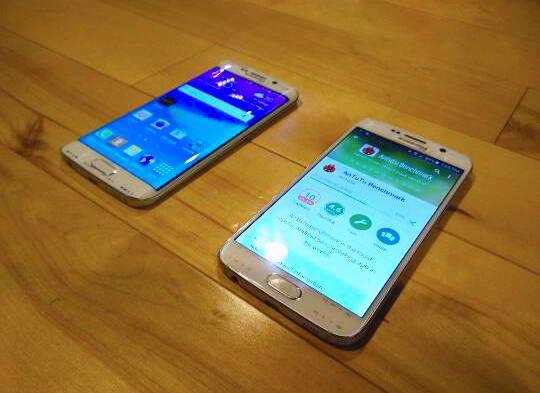 Samsung Galaxy S6 Samsung Galaxy Edge
