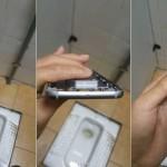Samsung Galaxy S6 carcasa iPhone 6