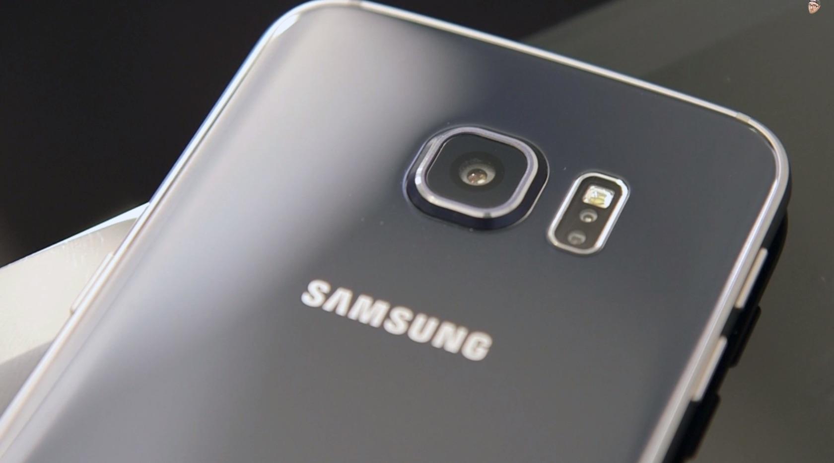 Samsung Galaxy S6 design carcasa