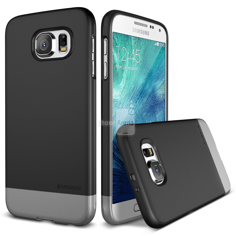 Samsung Galaxy S6 design iPhone 6 1