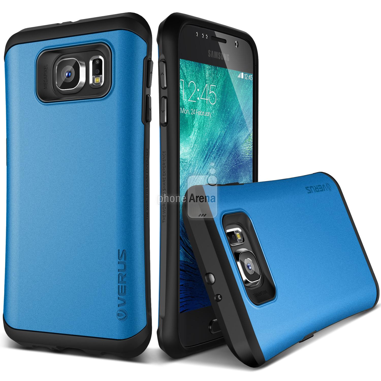 Samsung Galaxy S6 design iPhone 6 3