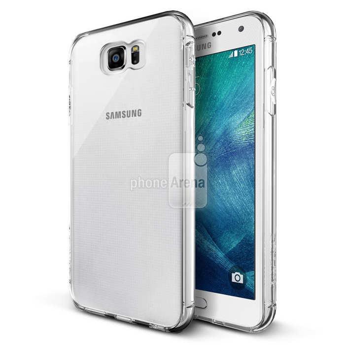 Samsung Galaxy S6 design iPhone 6 feat