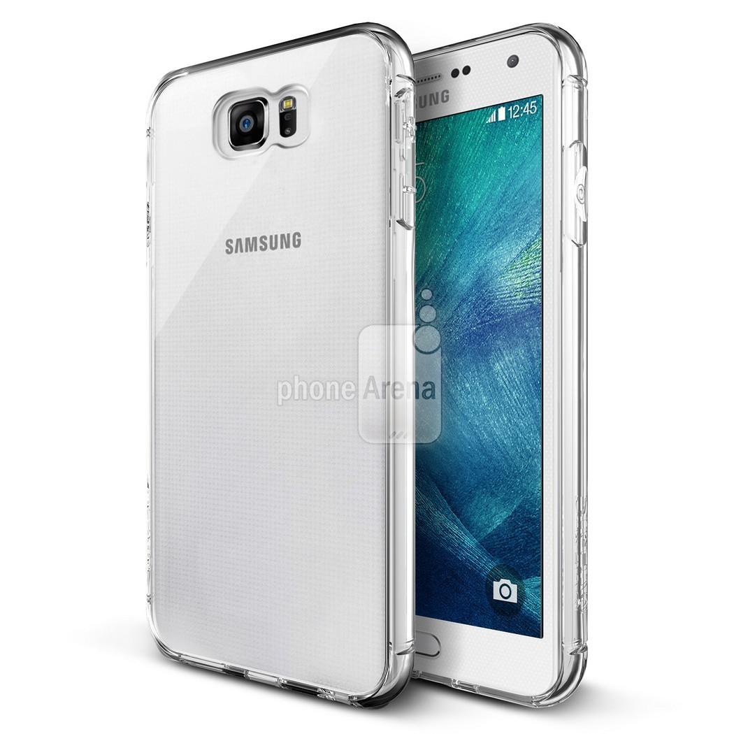 Samsung Galaxy S6 design iPhone 6