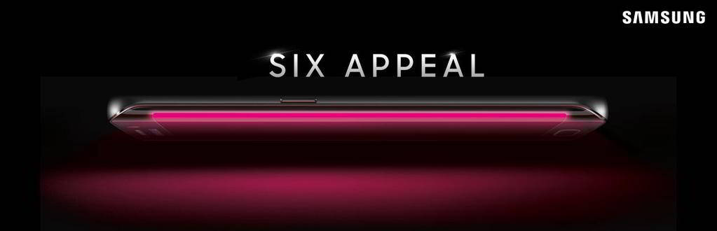Samsung Galaxy S6 design