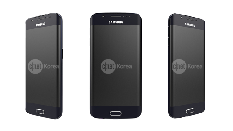 Samsung Galaxy S6 imagini de presa 1