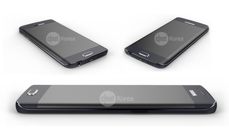 Samsung Galaxy S6 imagini de presa 3