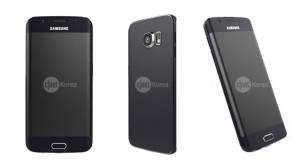 Samsung Galaxy S6 imagini de presa