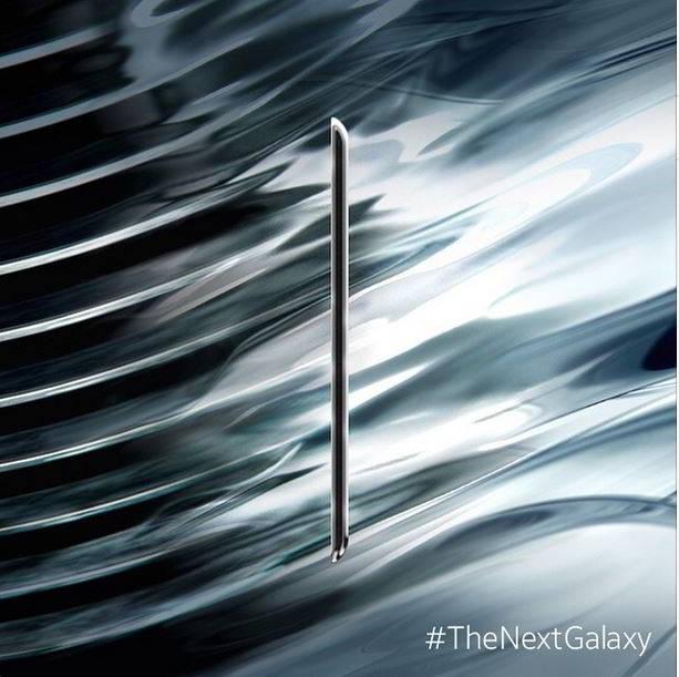 Samsung Galaxy S6 teaser design