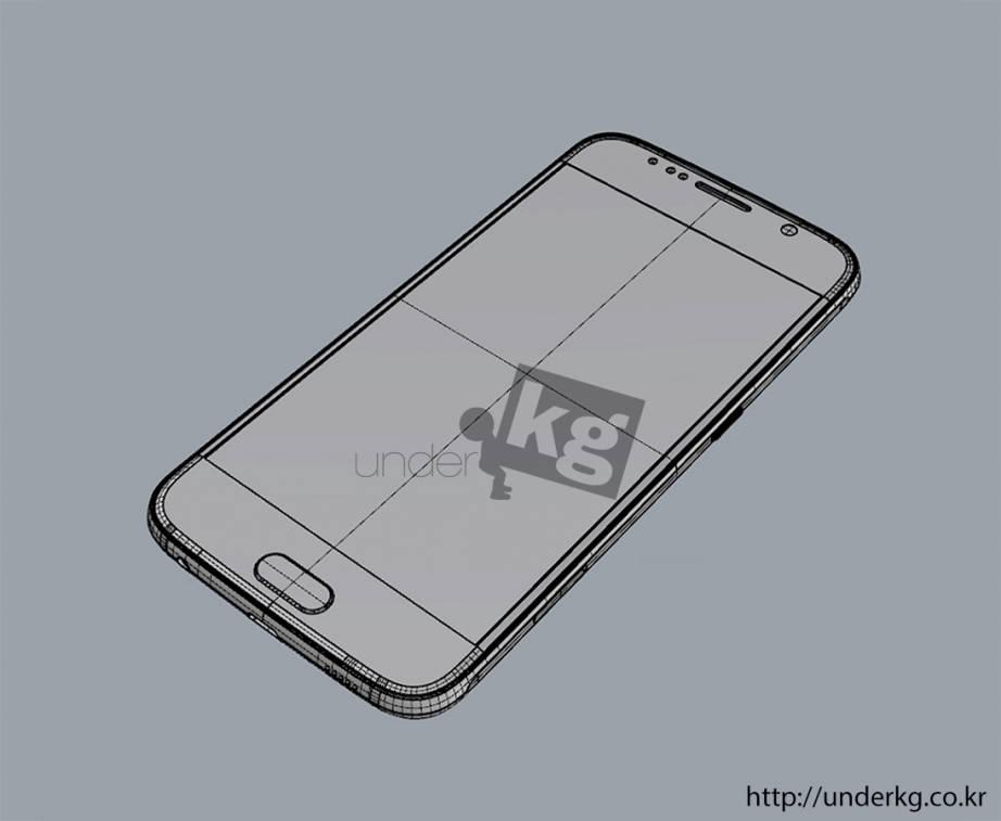Schita Samsung Galaxy S6 1