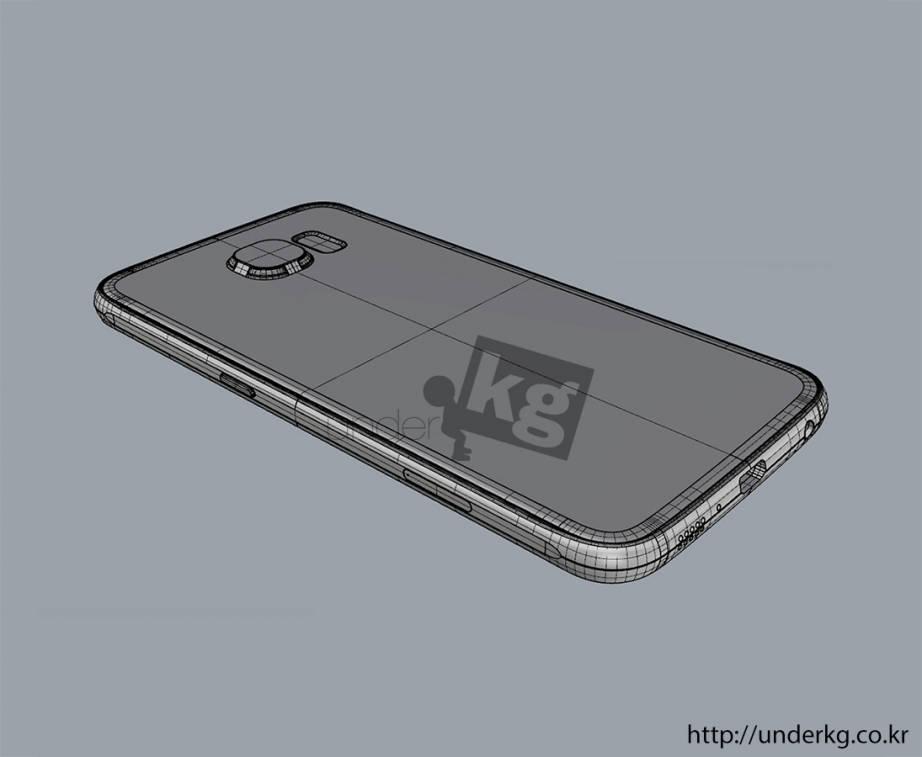 Schita Samsung Galaxy S6 2