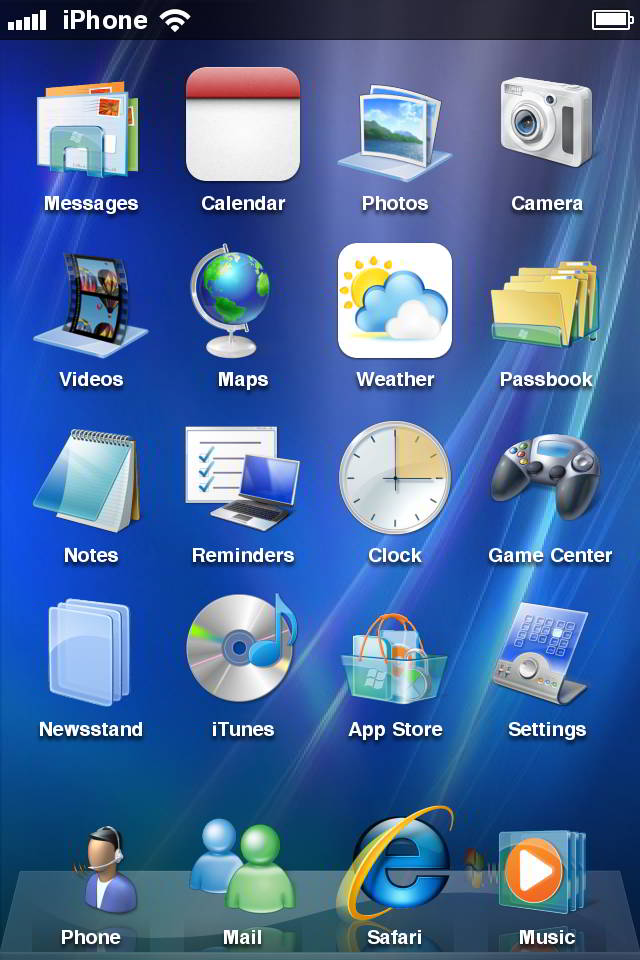 Simple Windows 7