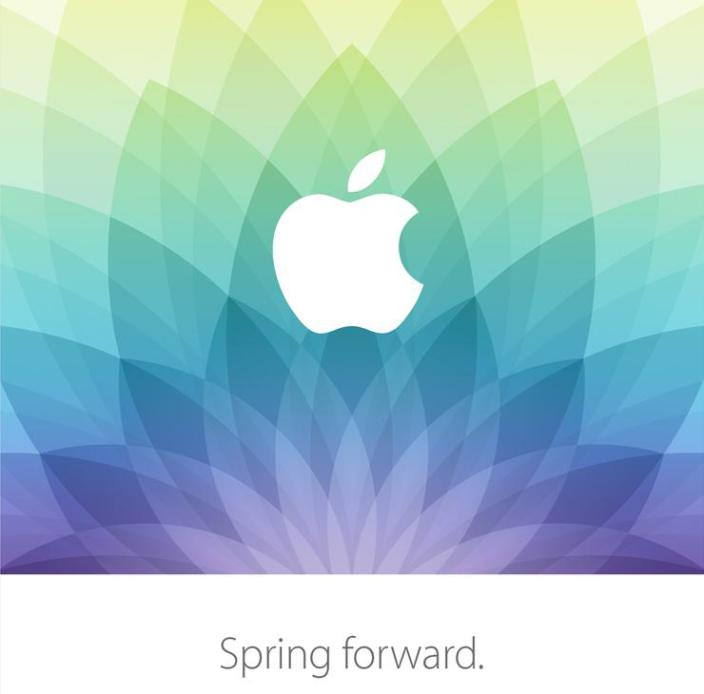 Spring forward prezentare Apple Watch 9 martie