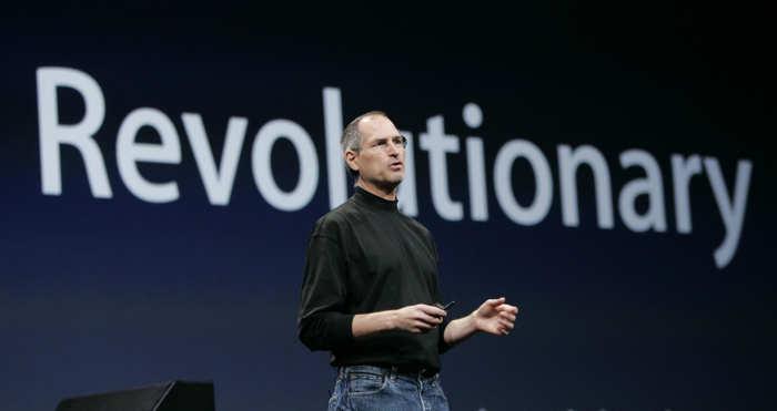 Steve Jobs revolutionar