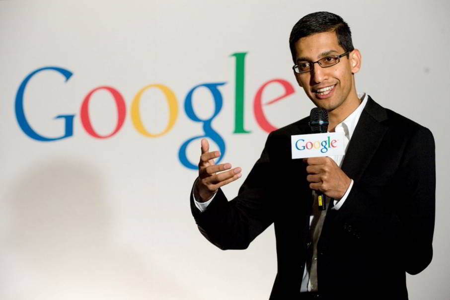 Sundar Pichai Android Google