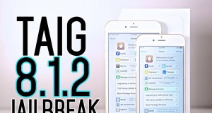 TaiG jailbreak iOS 8 iTunes 12.1.1