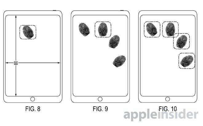 Touch ID ecran