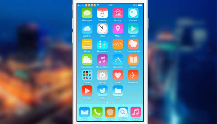 Vivid for iOS 8