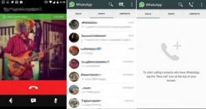 WhatsApp Messenger VoIP