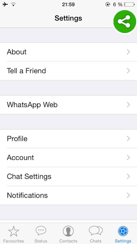 WhatsApp Web Enabler activeaza WhatsApp Web pe iPhone