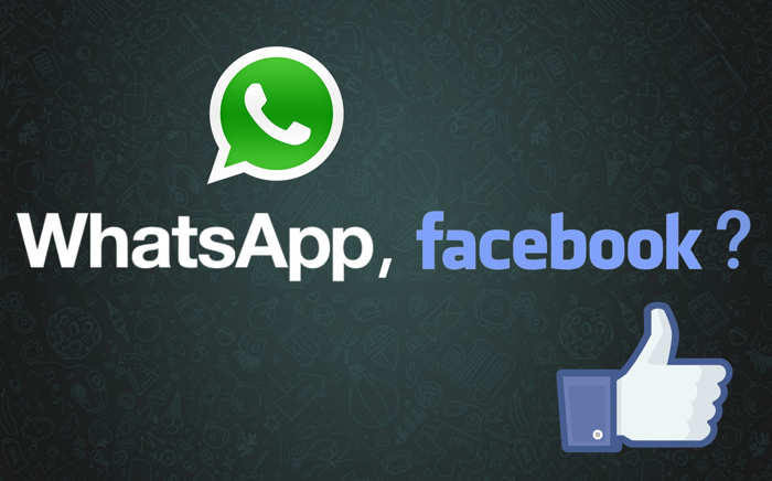 WhatsApp messenger Facebook