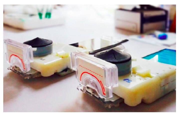 accesorii testare HIV