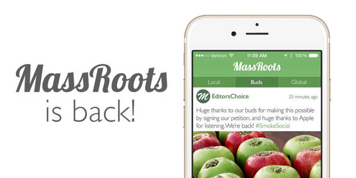 app store aplicatii marijuana
