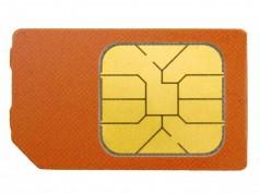 cartela SIM