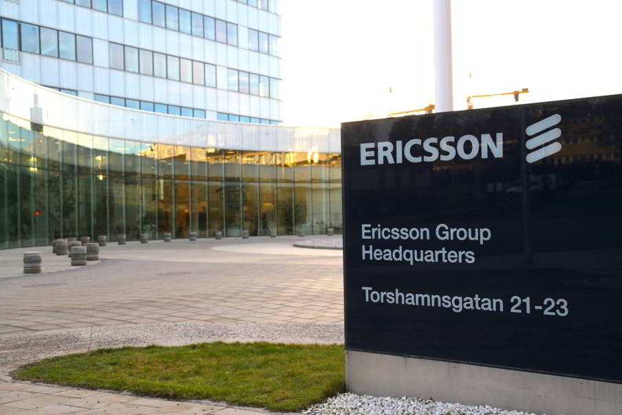 Ericsson actioneaza Apple in judecata in Europa
