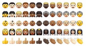 iOS 8.3 beta 2 emoji multicultural