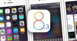 iOS 8.3 impresii