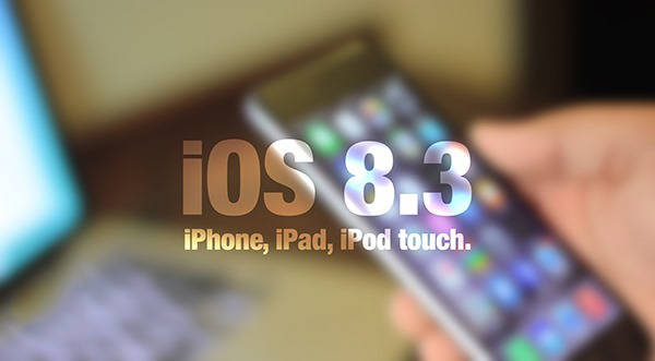 iOS 8.3 problema