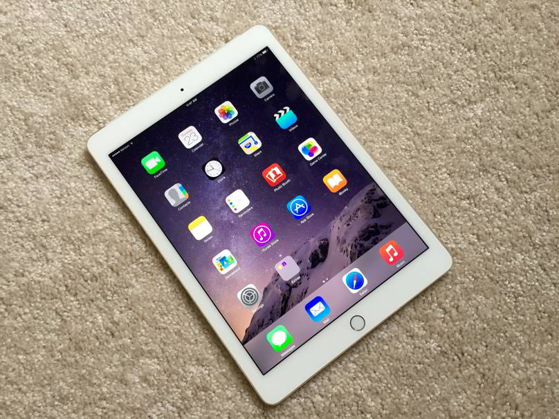iPad Air 2 hero