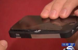 iPhone 5C explodat