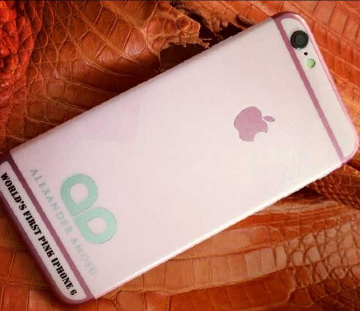 iPhone 6 roz