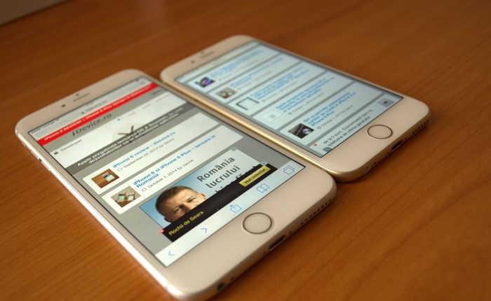 iPhone 6 si iPhone 6 Plus imagine principala