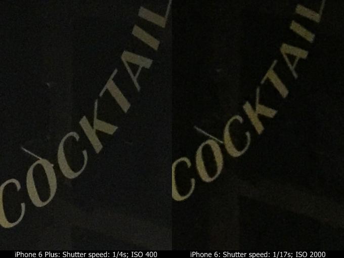 iPhone 6 vs iPhone 6 Plus comparatie camera 4