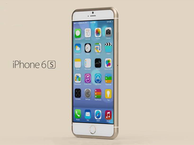 iPhone 6S 2 GB DDR4 RAM