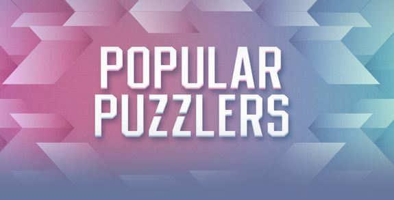 popular puzzler