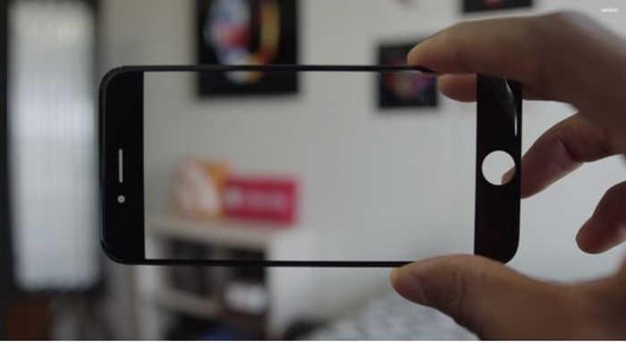 sticla de safir iphone