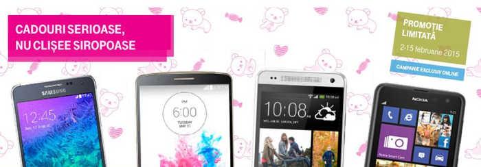telekom campanie valentines