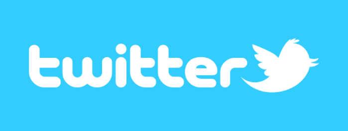 twitter logo nou