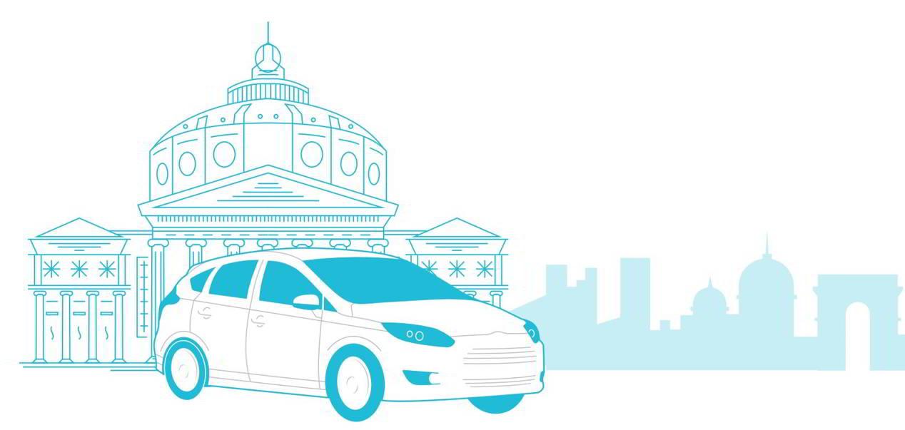 uberX ridesharing Romania