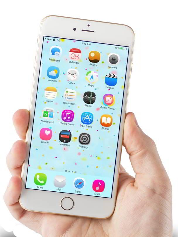 Ace tema iOS 8