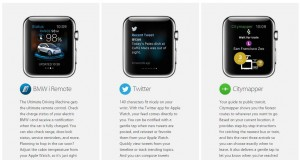 Aplicatii Apple Watch Apple