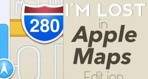 Apple Maps Apple