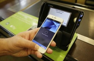 Apple Pay plata iPhone Touch ID