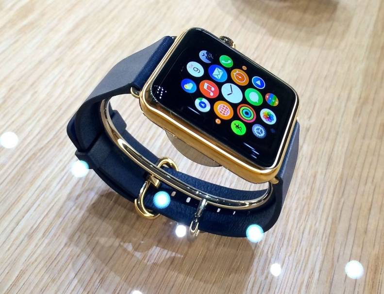 Apple Watch Apple Store 12