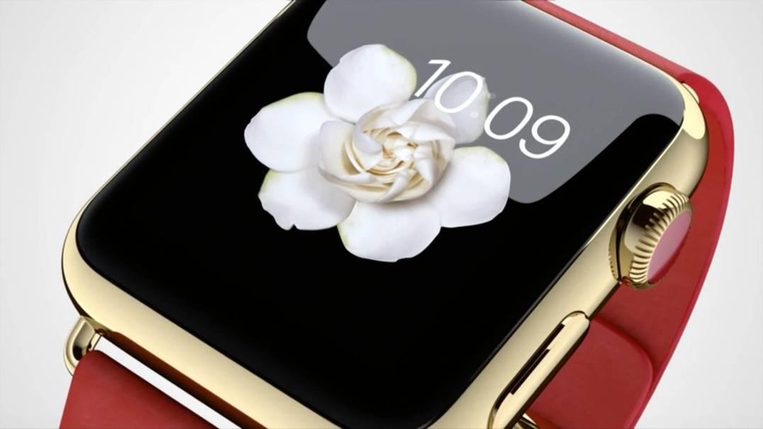 Apple Watch Edition din aur