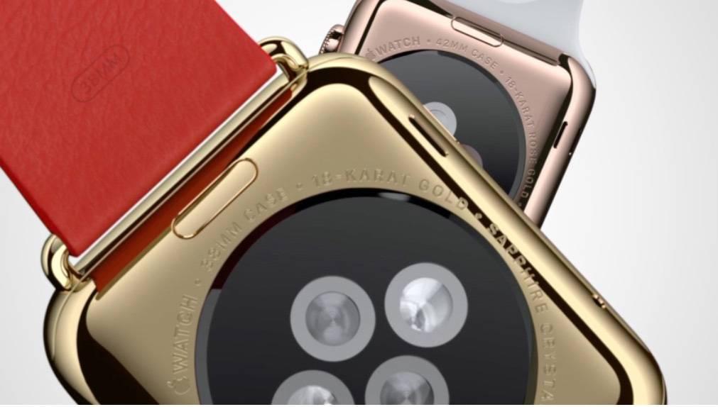 Apple Watch Edition hero