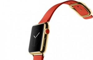 Apple Watch Edition rosu